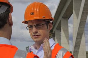 Bauleiter/in im Bahnbau