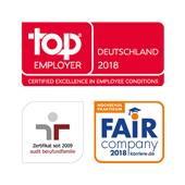 Top-Arbeitgebersiegel BVG
