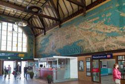 Bahnhof des Jahres 2016: Stralsund