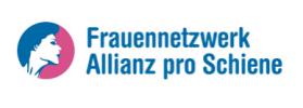 Logo Frauennetzwerk Allianz pro Schiene