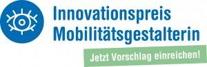 Innovationspreis Mobilitätsgestalterin