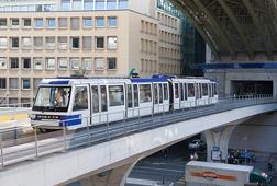 Fahrerlose Metros Lausanne