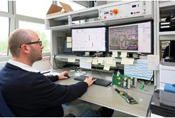 DB Fahrzeuginstandhaltung - Elektronikzentralwerk München