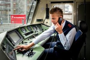 Quereinstieg zum Lokführer - Deutsche Bahn AG / Oliver Lauer