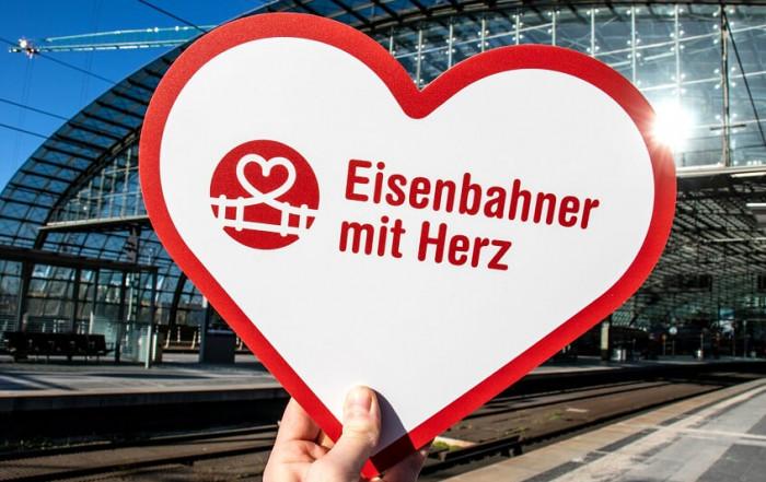 Eisenbahner mit Herz