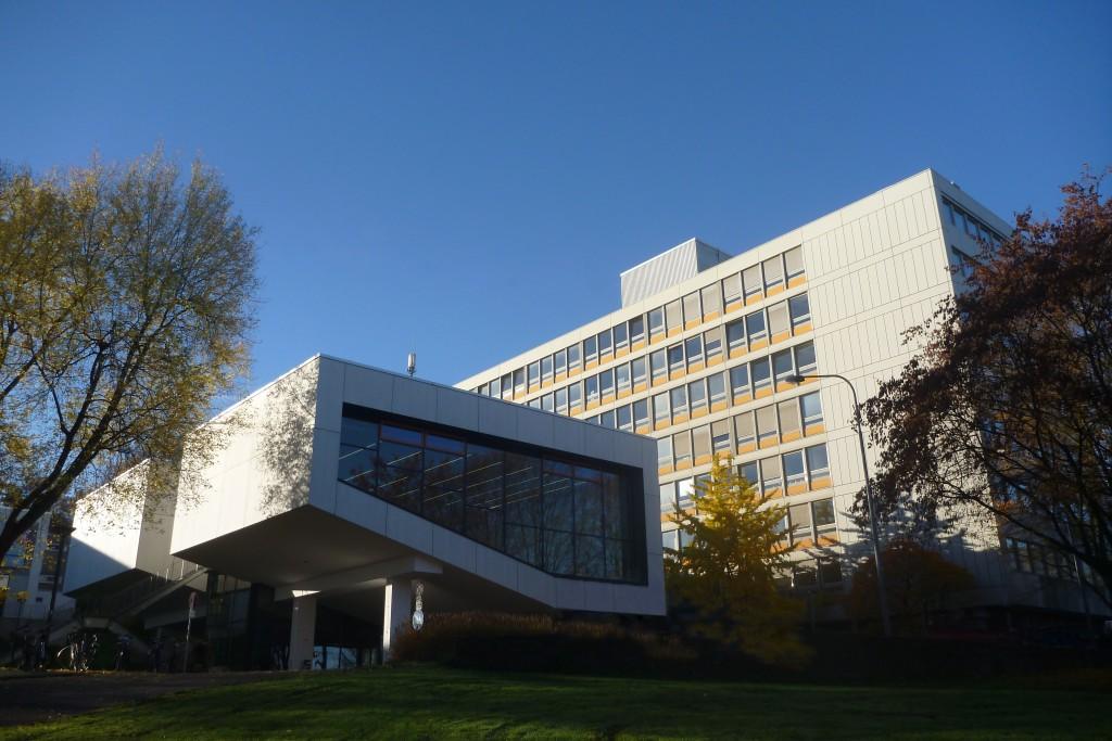 Gebäude Fakultät für Bauingenieurwesen