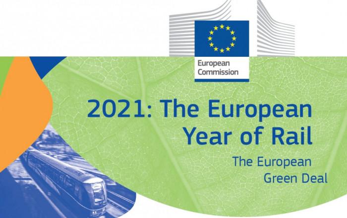 EU Jahr der Schiene Title