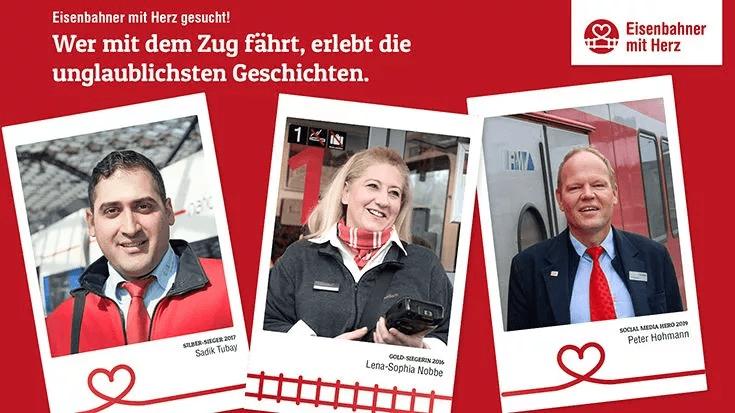 Eisenbahner mit Herz 2020 gesucht