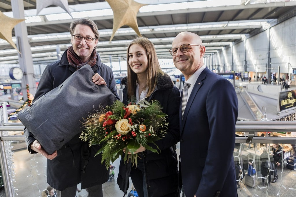 Deutsche Bahn stellt 23.000 neue Mitarbeiter ein