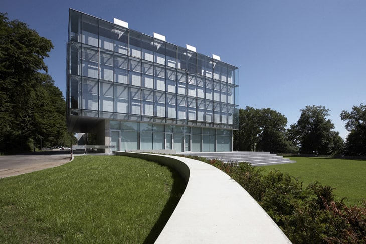 Neubau Zeppelin Universität