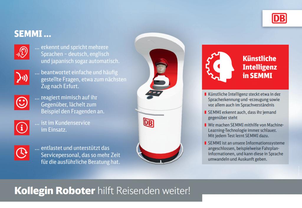 SEMMI Roboter Infoblatt