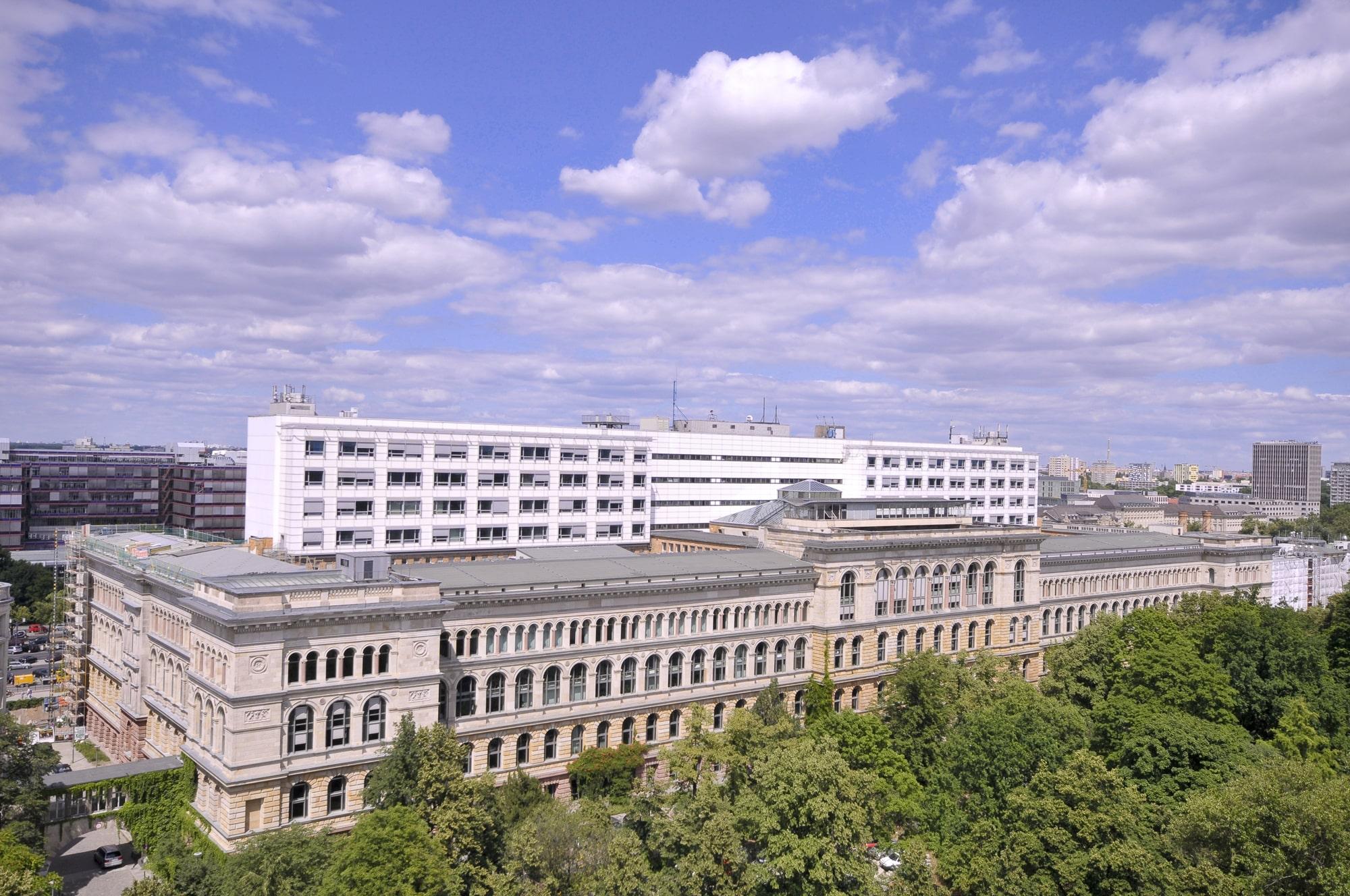 Tu Berlin Stellen