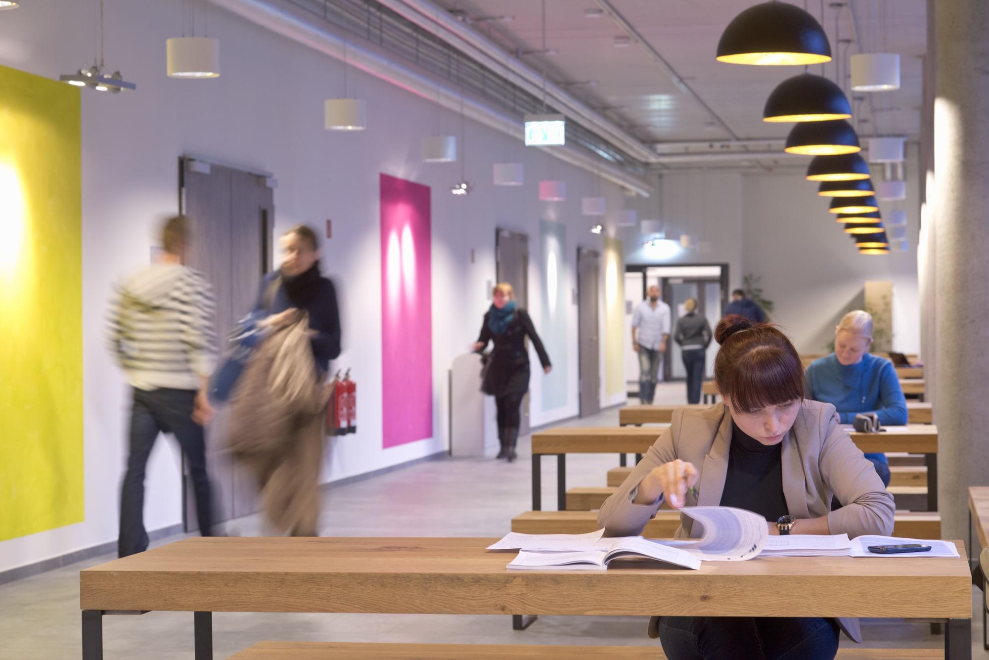 Technische Universitaet Berlin, TUB, Neubau Marchstrasse