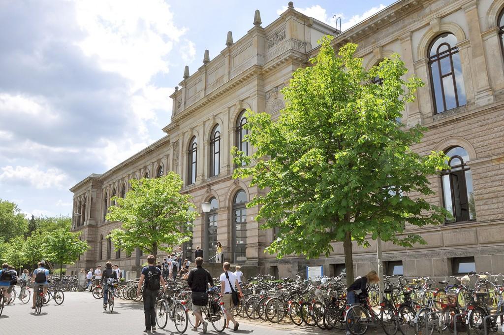 TU Braunschweig Campus