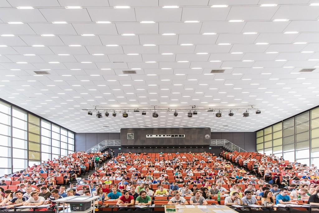 TU Braunschweig Audimax