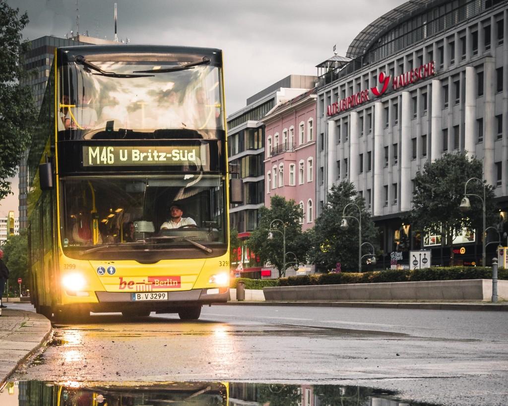 BVG Bus, Clemens Kreuer, Unsplash.com