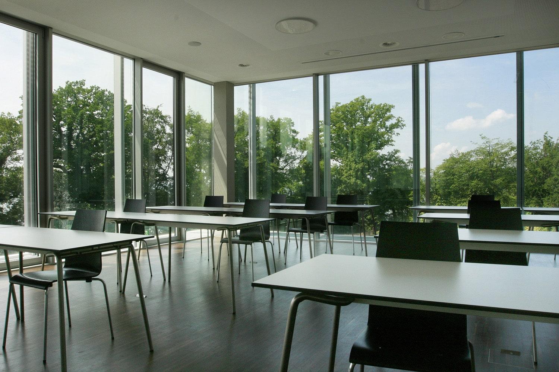 zeppelin universität, Seminarraum
