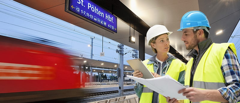 Studium Bahntechnologie & Mobilität, FH St.Pölten