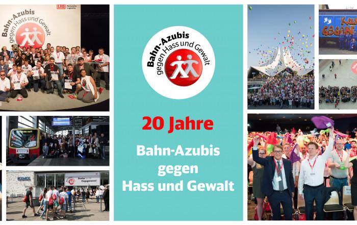 Azubis gegen Hass und Gewalt