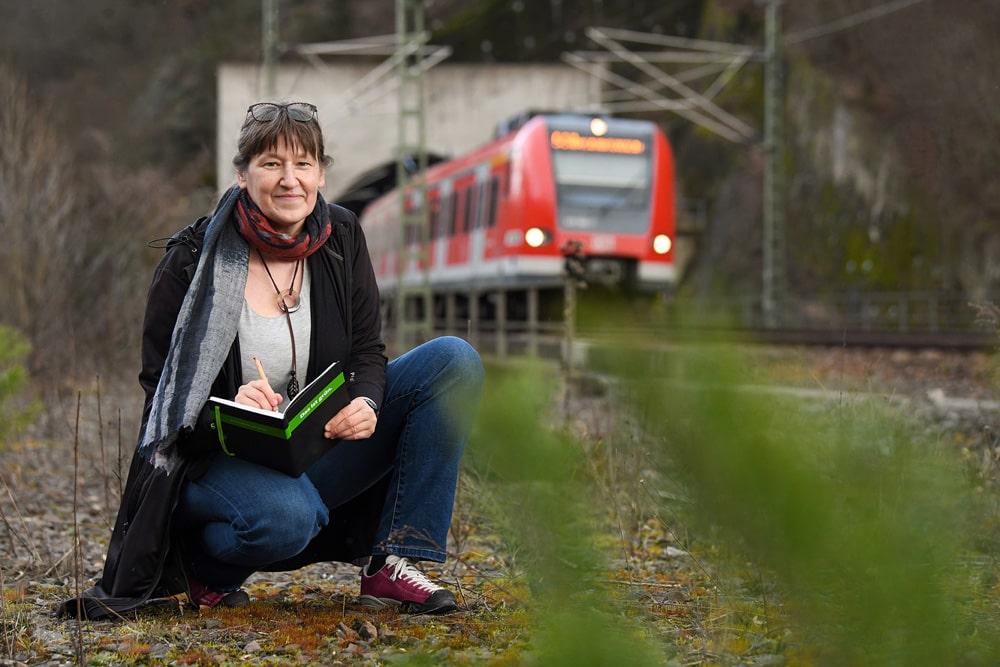 Projektingenieurin Umwelt Deutsche Bahn