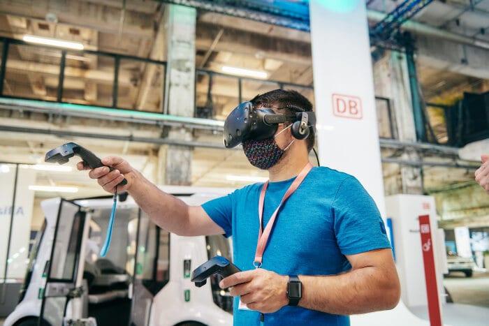 Virtual-Reality-Training