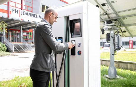 FH Joanneum elektrische Mobilitaet