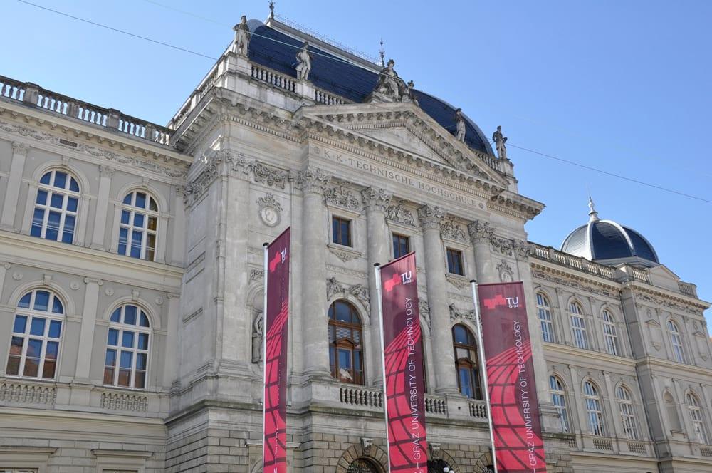 TU Graz Gebäude